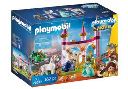PLAYMOBIL -  MARLA IN THE FAIRYTALE CASTLE (162 PIECES) 70077