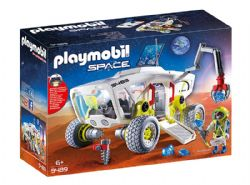 PLAYMOBIL -  MARS RESEARCH VEHICLE 9489