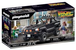 PLAYMOBIL -  MARTY'S PICK-UP TRUCK (35 PIECES) -  BACK TO THE FUTURE 70633
