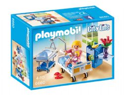 PLAYMOBIL -  MATERNITY ROOM 6660