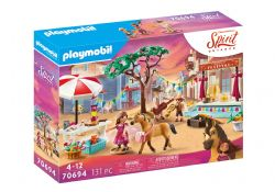 PLAYMOBIL -  MIRADERO FESTIVAL (131 PIECES) 70694