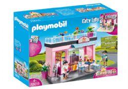 PLAYMOBIL -  MY CAFÉ (108 PIECES) 70015