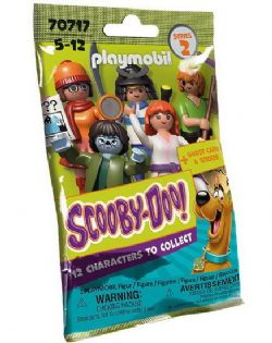 PLAYMOBIL -  MYSTERY FIGURES SERIE 2 -  SCOOBY-DOO! 70717