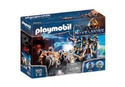 PLAYMOBIL -  NOVELMORE WOLF TEAM (68 PIECES) 70225