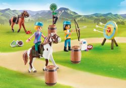 PLAYMOBIL -  OUTDOOR ADVENTURE (58 PIECES) 70331