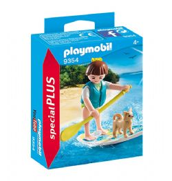 PLAYMOBIL -  PADDLEBOARDER 9354
