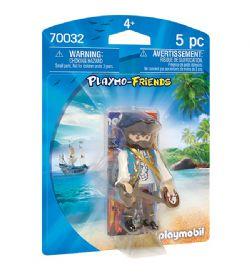 PLAYMOBIL -  PIRATE (5 PIECES) 70032