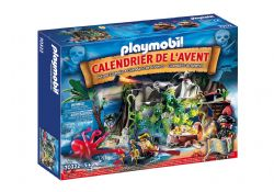 PLAYMOBIL -  PIRATE COVE TREASURE HUNT FOR THE ADVENT