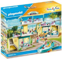PLAYMOBIL -  PLAYMO BEACH HOTEL 70434