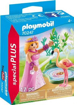 PLAYMOBIL -  PRINCESS AND POND (17 PIECES) 70247