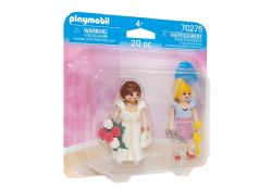 PLAYMOBIL -  PRINCESS AND STYLIST (14 PIECES) 70275