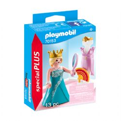 PLAYMOBIL -  PRINCESS WITH MANNEQUIN (13 PIECES) 70153