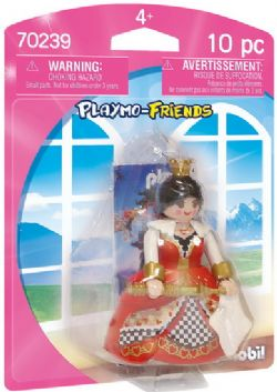 PLAYMOBIL -  QUEEN OF HEARTS (10 PIECES) 70239