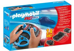 PLAYMOBIL -  REMOTE CONTROL SET 2.4GHZ 6914