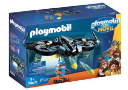 PLAYMOBIL -  ROBOTITRON WITH DRONE (18 PIECES) 70071