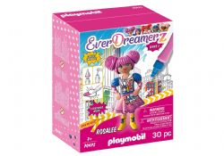 PLAYMOBIL -  ROSALEE (30 PIECES) -  COMIC WORLD 70472