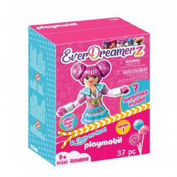 PLAYMOBIL -  ROSALEE (37 PIECES) -  CANDY WORLD 70385