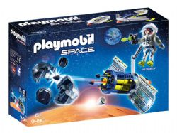 PLAYMOBIL -  SATELLITE METEOROID LASER 9490