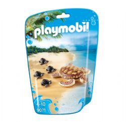 PLAYMOBIL -  SEA TURTLE WITH BABIES 9071