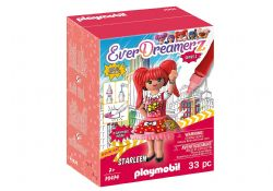 PLAYMOBIL -  STARLEEN (33 PIECES) -  COMIC WORLD 70474