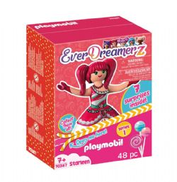 PLAYMOBIL -  STARLEEN (48 PIECES) -  CANDY WORLD 70387