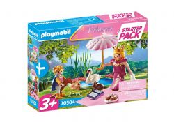 PLAYMOBIL -  STARTER PACK PRINCESS (23 PIECES) 70504