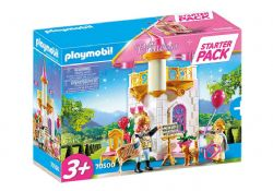 PLAYMOBIL -  STARTER PACK ROYAL TOUR (61 PIECES) 70500