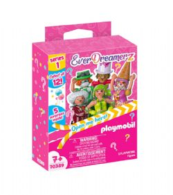 PLAYMOBIL -  SUPRISE BOX -  CANDY WORLD 70389