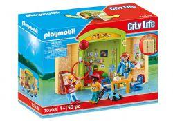 PLAYMOBIL -  TAKE ALONG NURSERY CHEST (50 PIECES) 70308