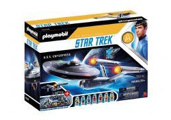 PLAYMOBIL -  U.S.S. ENTERPRISE NCC-1701 (148 PIECES) -  STAR TREK 70548