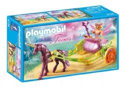 PLAYMOBIL -  UNICORN-DRAWN FAIRY CARRIAGE 9136