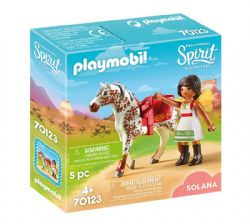 PLAYMOBIL -  VAULTING SOLANA (5 PIECES) 70123