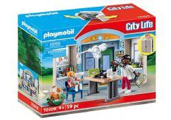 PLAYMOBIL -  VET CHEST (59 PIECES) 70309