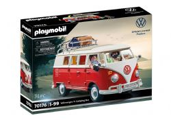 PLAYMOBIL -  VOLKSWAGEN T1 CAMPING BUS (74 PIECES) 70176