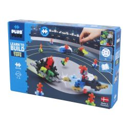 PLUS PLUS -  LEARN TO BUILD - SPINNING TOPS (240 PIECES)