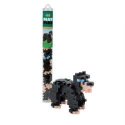 PLUS PLUS TUBES -  BLACK BEAR (70 PIECES)