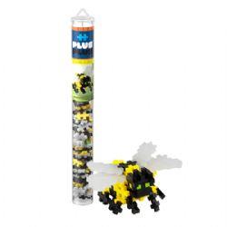 PLUS PLUS TUBES -  BUMBLE BEE (70 PIECES)