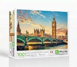 PLUS1PUZZLE -  BIG BEN, LONDON (1001 PIECES)