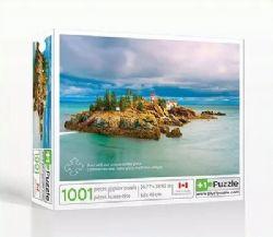 PLUS1PUZZLE -  CAMPOBELLO ISLAND, NEW BRUNSWICK (1001 PIECES)