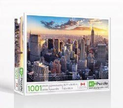 PLUS1PUZZLE -  NEW YORK CITY (1001 PIECES)