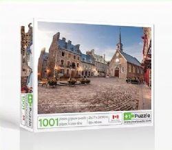 PLUS1PUZZLE -  PLACE ROYALE, QUEBEC CITY (1001 PIECES)