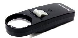 POCKET MAGNIFIERS -  MAGNIFIER WITH LED (7X)