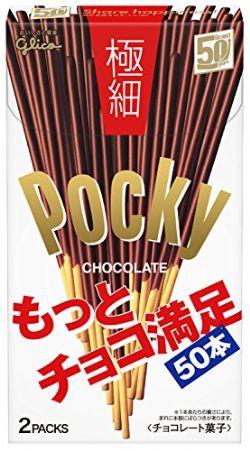 POCKY -  THIN (74 G)
