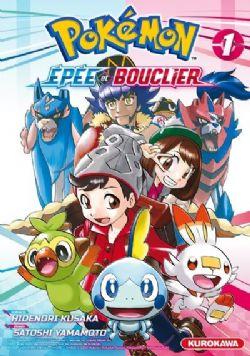 POKÉMON -  ÉPÉE ET BOUCLIER 01