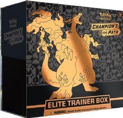 POKÉMON -  ELITE TRAINER BOX (ENGLISH) -  CHAMPION'S PATH