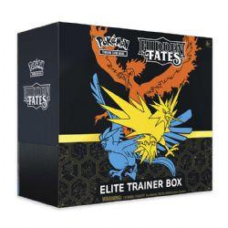 POKÉMON -  ELITE TRAINER BOX (ENGLISH) -  HIDDEN FATES