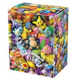 POKÉMON -  PLASTIC DECK BOX - POKÉMON FIT (80)