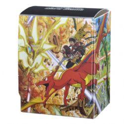 POKÉMON -  PLASTIC DECK BOX - YUSUKE MURATA ULTRA NECROZMA (80)