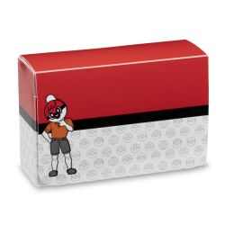 POKÉMON -  PLASTIC DOUBLE DECK BOX - BALL GUY (80)