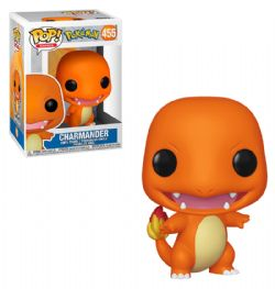 POKÉMON -  POP! VINYL FIGURE OF CHARMANDER (4 INCH) 455